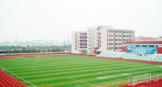 苏州工业园区职业技术学院校园风景之二(组图)