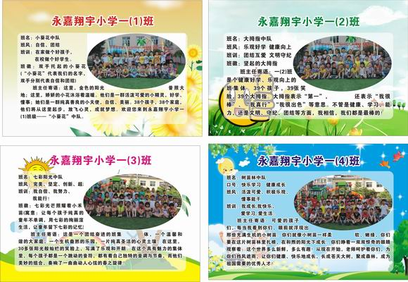 永嘉翔宇班级:开展小学文化建设评比v班级篮球架小学生图片