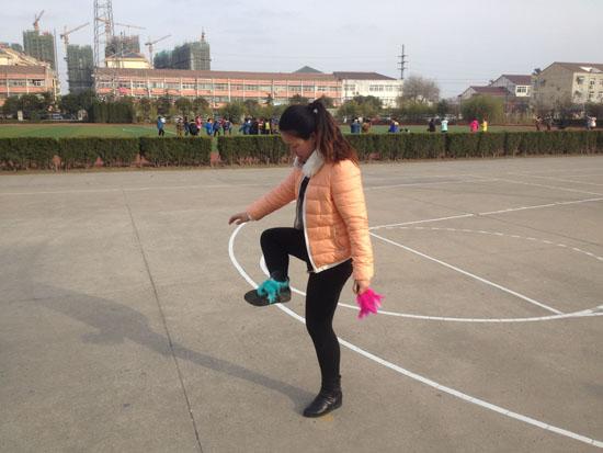 淮安曙光小学生活部举行趣味体育竞赛活动